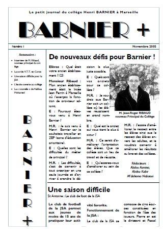 BARNIER+