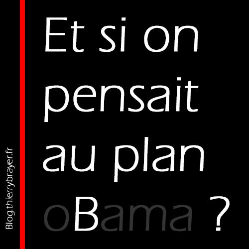 Plan B - OBAMA