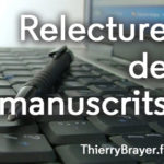 Relecture de manuscrit et de livre